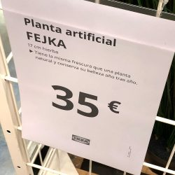 Cari, no te olvides de la Fejka