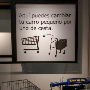 """El """"boxes"""" de IKEA"""